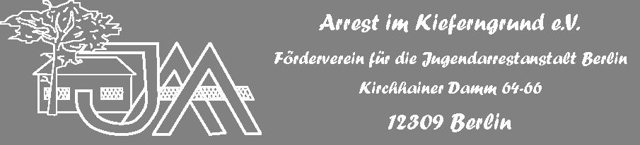 Arrest im Kieferngrund e.V.